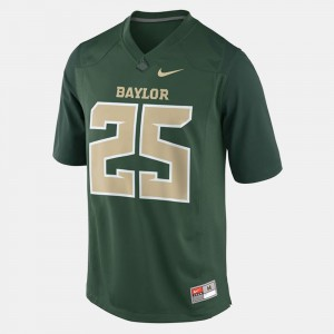 College Football Mens Green Baylor Lache Seastrunk Jersey #25 College 763034-187
