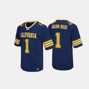 Navy Hail Mary II Official Bears Jersey #1 Mens 914338-118