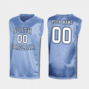 Alumni UNC Customized Jerseys Special College Basketball #00 Mens Royal March Madness 771072-258