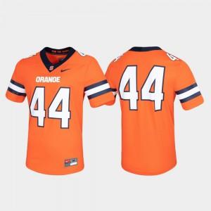 Mens #44 Untouchable Alumni Orange Game Syracuse Jersey 405512-278