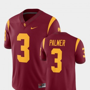 USC Trojan Carson Palmer Jersey College Football Cardinal For Men's #3 Alumni Player High School 128201-625