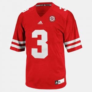 University of Nebraska Taylor Martinez Jersey Alumni #3 Kids College Football Red 591700-368