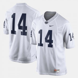 Nittany Lions Jersey College Football White #14 Men's NCAA 851700-913