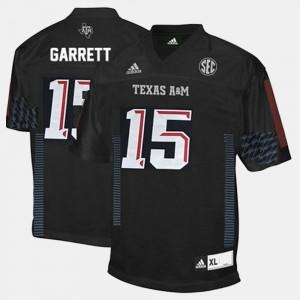 A&M Myles Garrett Jersey #15 College Football Men's Black University 698180-304